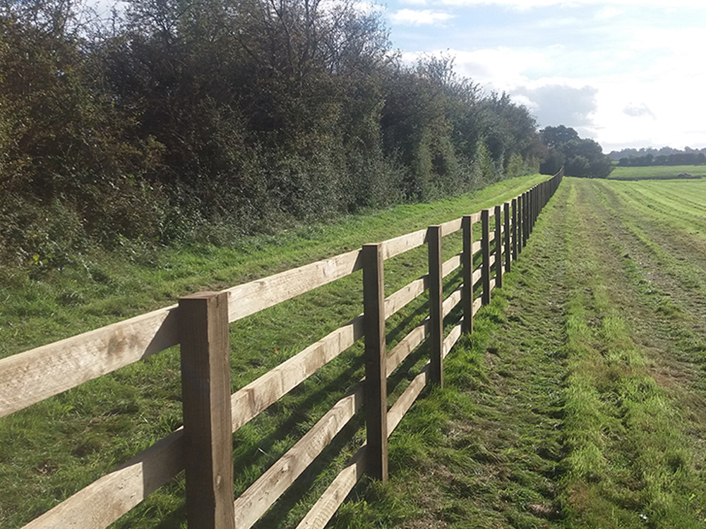 Agricultural Sawyer Fencing